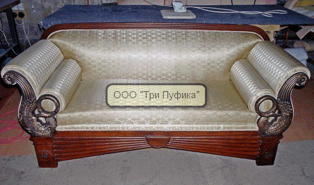 Ремонт и реставрация мебели в Москве