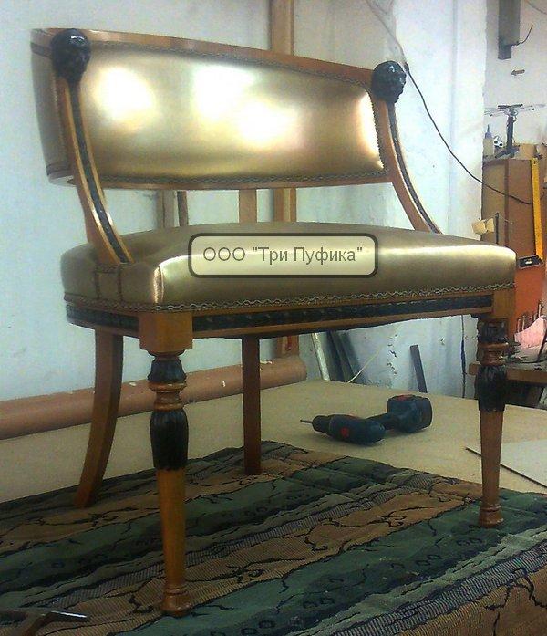 Ремонт кожаной мебели в Москве